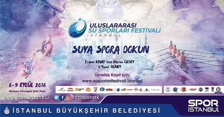 İSTANBUL ULUSLARARASI SU SPORLARI FESTİVALİ