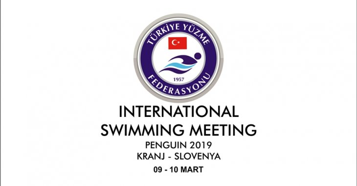 INTERNATIONAL SWIMMING MEETING / PENGUIN 2019