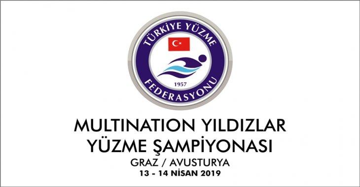 MULTINATION YILDIZLAR YÜZME ŞAMPİYONASI 2019