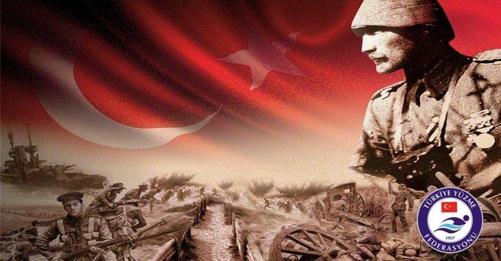 ÇANAKKALE ZAFERİMİZİN 104. YILI KUTLU OLSUN!