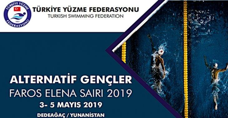 ALTERNATİF GENÇLER / FAROS ELENA SAIRI 2019 / DEDEAĞAÇ - YUNANİSTAN