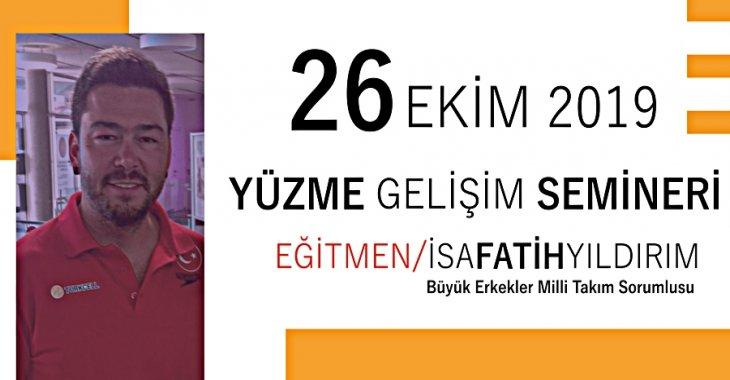 YÜZME GELİŞİM SEMİNERİ / HEDEF ODAKLI UZUN DÖNEMLİ PLANLAMA