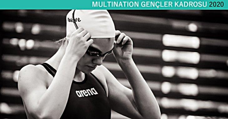 MULTINATION GENÇLER SPORCU VE ANTRENÖR KADROSU / 2020