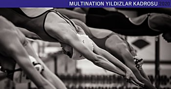 MULTINATION YILDIZLAR SPORCU VE ANTRENÖR KADROSU / 2020
