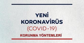 KORUNAVİRÜS ÖNLEMLERİ