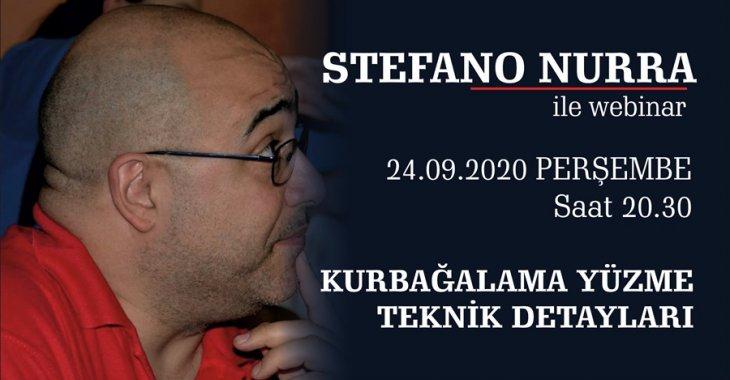 STEFANO NURRA İLE