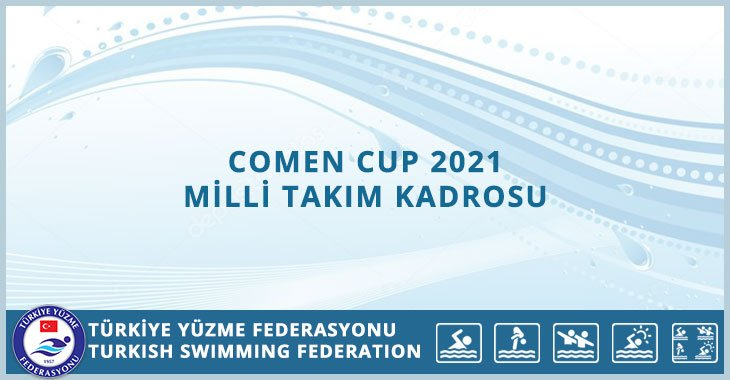COMEN CUP MİLLİ TAKIM KADROSU