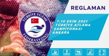 TÜRKİYE ATLAMA ŞAMPİYONASI REGLAMANI 07-10 EKİM 2021
